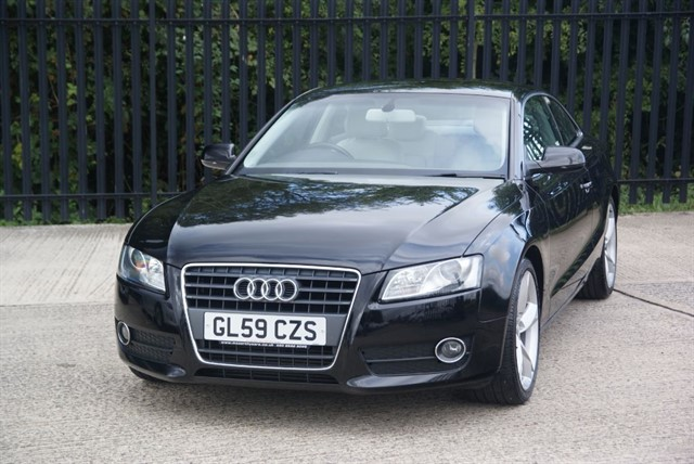 used Audi A5 TFSI SE in colchester-essex