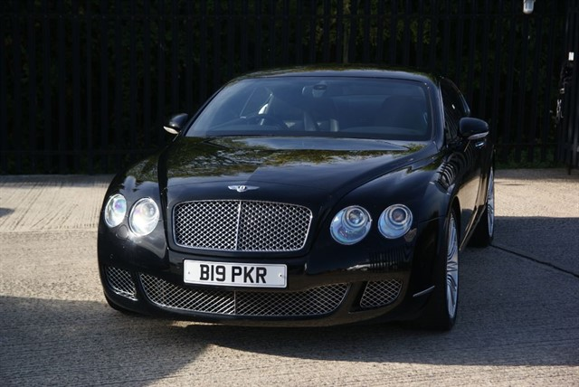 used Bentley Continental GT SPEED in colchester-essex