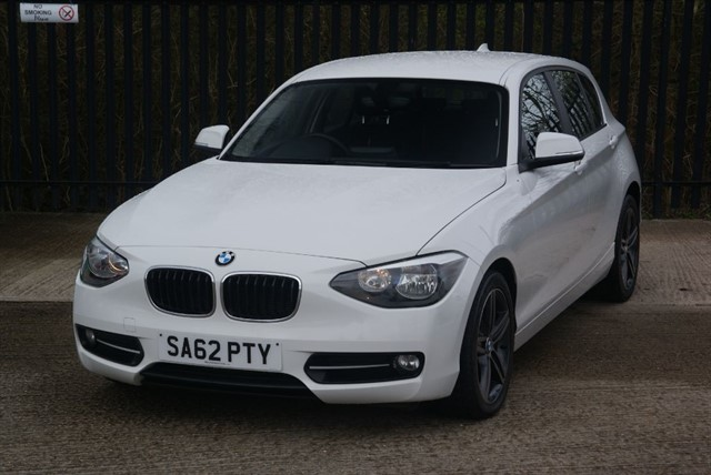 used BMW 116d SPORT in colchester-essex