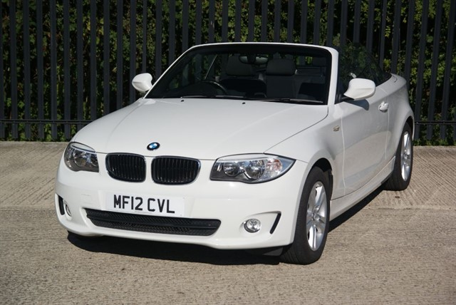 used BMW 118d SE in colchester-essex