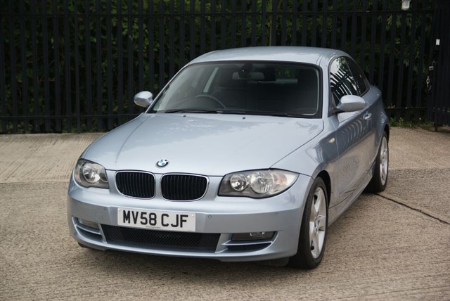 used BMW 120d SE in colchester-essex