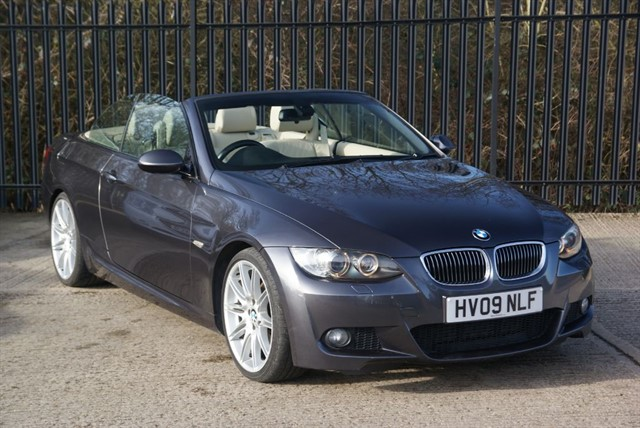used BMW 325d M SPORT in colchester-essex