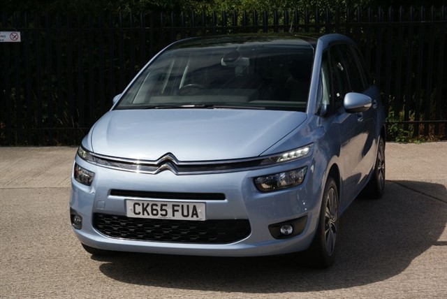 used Citroen C4 GRAND PICASSO BLUEHDI SELECTION in colchester-essex