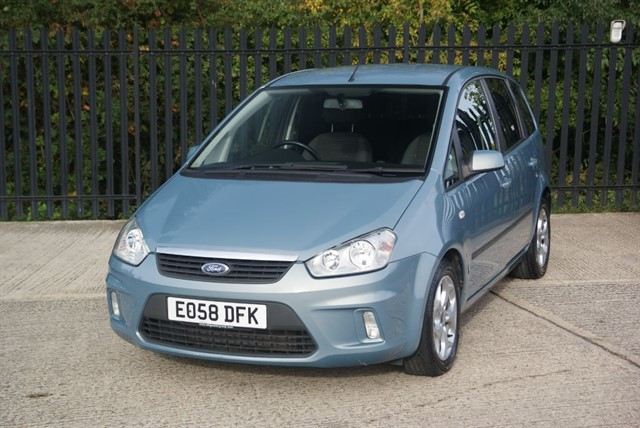 used Ford C-Max ZETEC in colchester-essex