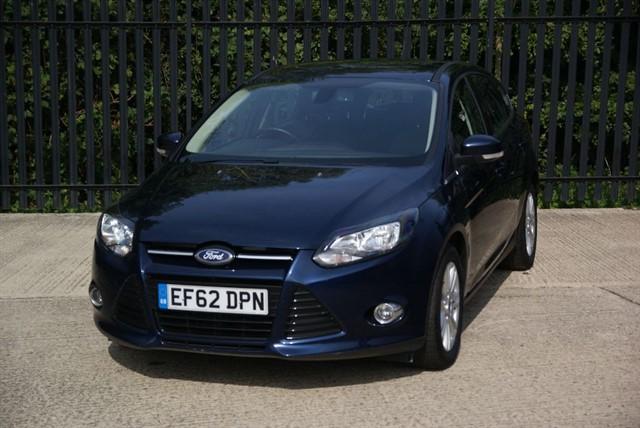 used Ford Focus TITANIUM in colchester-essex