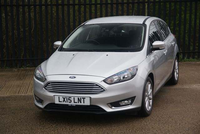 used Ford Focus TITANIUM in colchester-essex