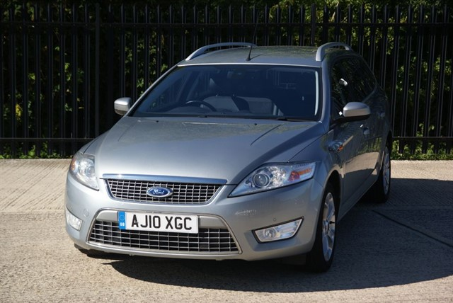 used Ford Mondeo TITANIUM X in colchester-essex