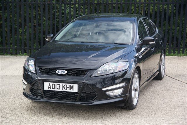 used Ford Mondeo TITANIUM X SPORT TDCI in colchester-essex