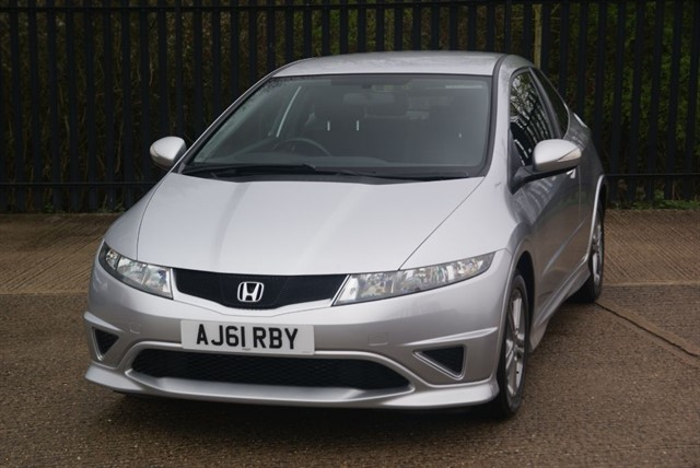 used Honda Civic I-VTEC TYPE S I-SHIFT in colchester-essex