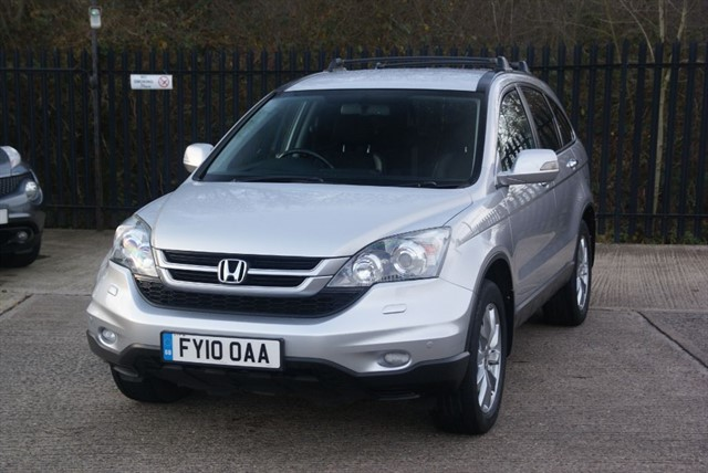 used Honda CR-V I-DTEC ES-T in colchester-essex