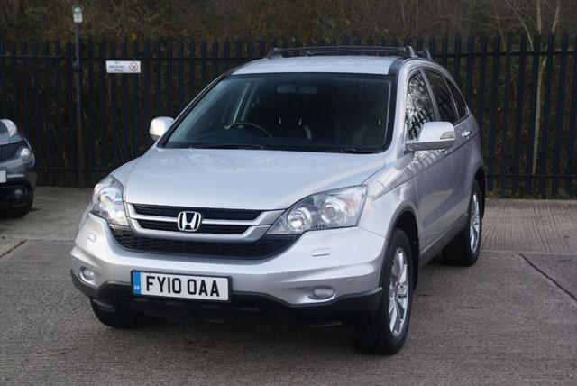 used Honda CR-V I-DTEC ES-T in colchester-essex