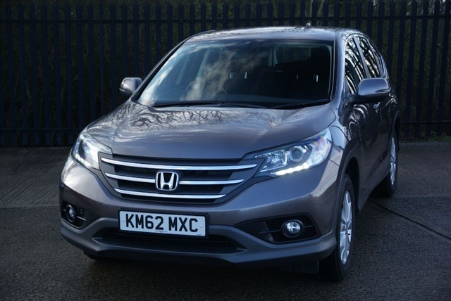used Honda CR-V I-DTEC SE in colchester-essex