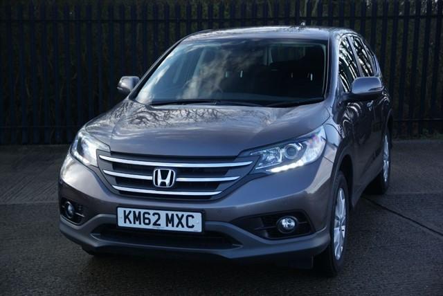 used Honda CR-V I-DTEC SE in colchester-essex
