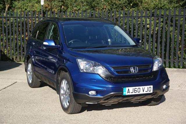 used Honda CR-V I-VTEC ES in colchester-essex