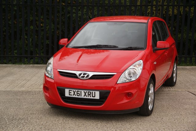 used Hyundai i20 COMFORT in colchester-essex