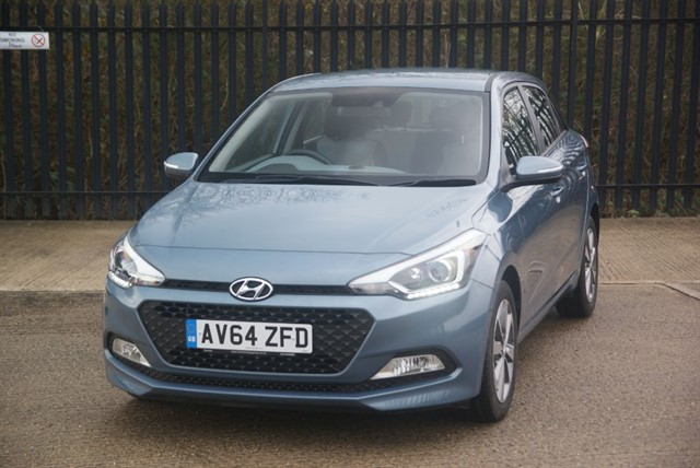 used Hyundai i20 MPI SE in colchester-essex