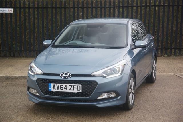 used Hyundai i20 MPI SE in colchester-essex