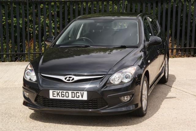 used Hyundai i30 COMFORT in colchester-essex