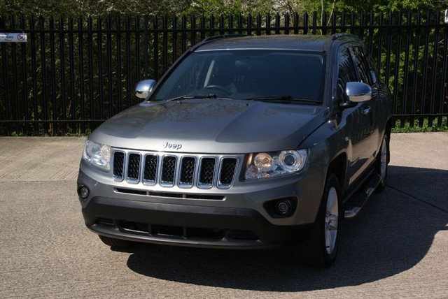 used Jeep Compass SPORT in colchester-essex