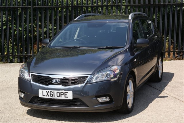 used Kia Ceed 2 SW in colchester-essex