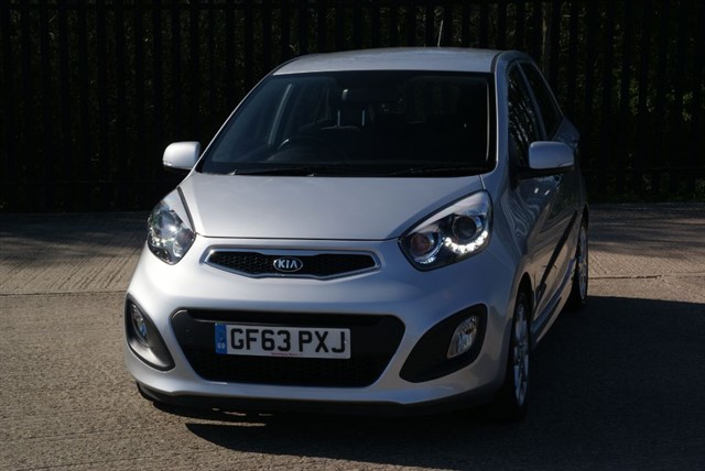used Kia Picanto 3 in colchester-essex