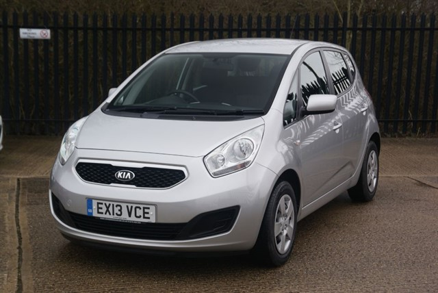 used Kia Venga 1 AIR ECODYNAMICS in colchester-essex