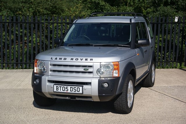 used Land Rover Discovery 3 TDV6 HSE in colchester-essex