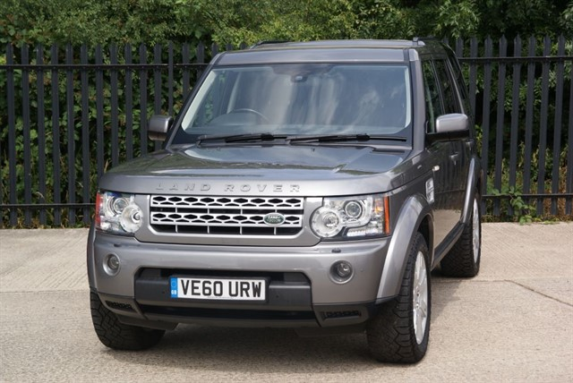 used Land Rover Discovery 4 TDV6 XS in colchester-essex
