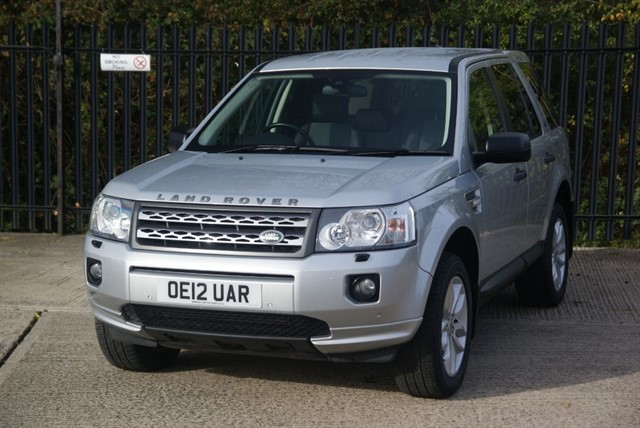 used Land Rover Freelander TD4 XS in colchester-essex