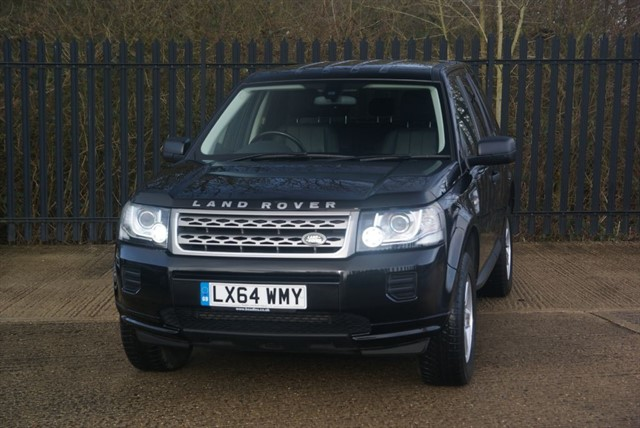 used Land Rover Freelander SD4 GS in colchester-essex