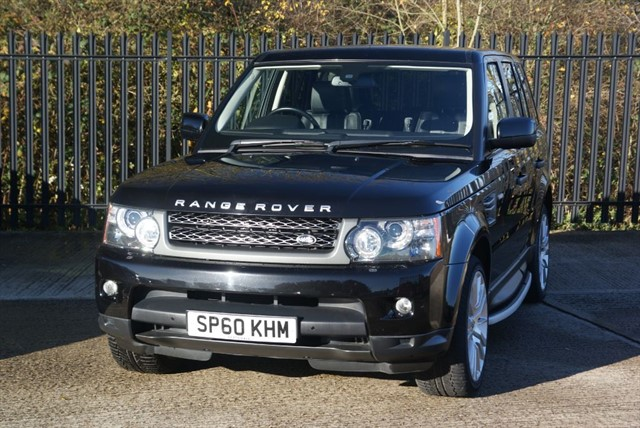 used Land Rover Range Rover Sport TDV6 HSE in colchester-essex