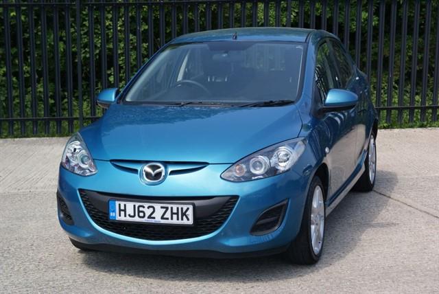 used Mazda  2 TAMURA in colchester-essex