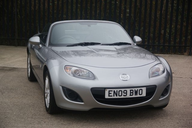 used Mazda MX-5 I SE in colchester-essex