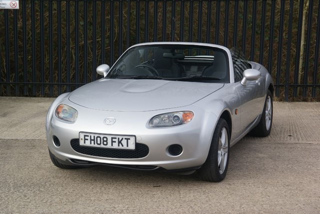 used Mazda MX-5 I ROADSTER in colchester-essex