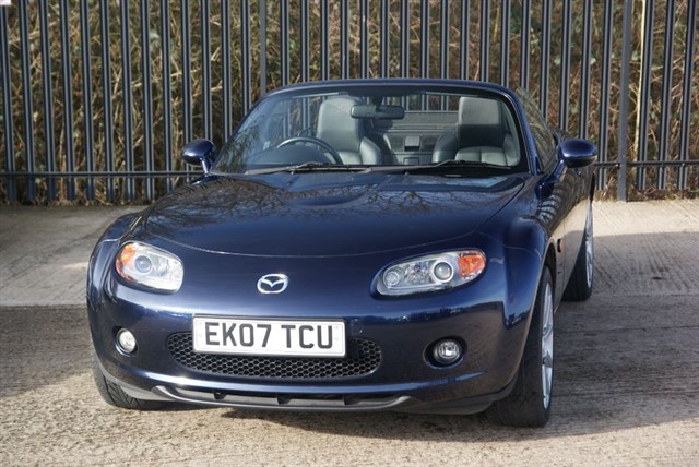 used Mazda MX-5 SPORT in colchester-essex