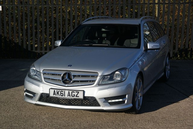 used Mercedes C220 CDI BLUEEFFICIENCY SPORT in colchester-essex
