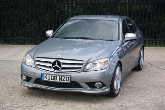 used Mercedes C320 CDI SPORT in colchester-essex