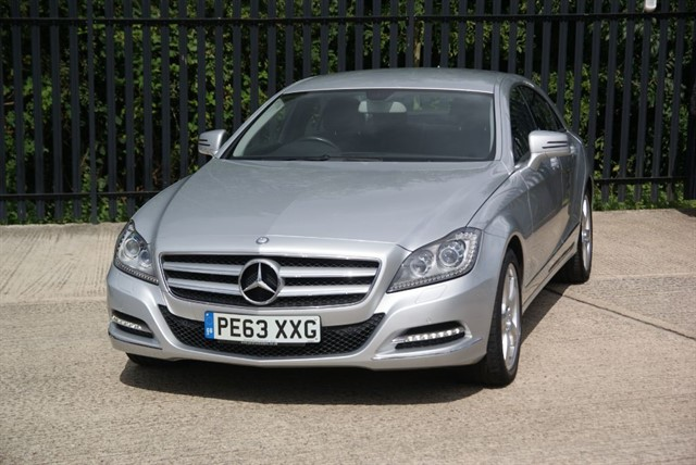 used Mercedes CLS CLS250 CDI BLUEEFFICIENCY in colchester-essex