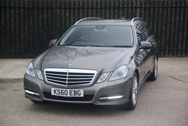 used Mercedes E250 CDI BLUEEFFICIENCY AVANTGARDE in colchester-essex