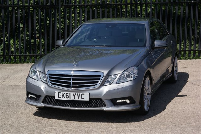 used Mercedes E250 CDI BLUEEFFICIENCY SPORT in colchester-essex