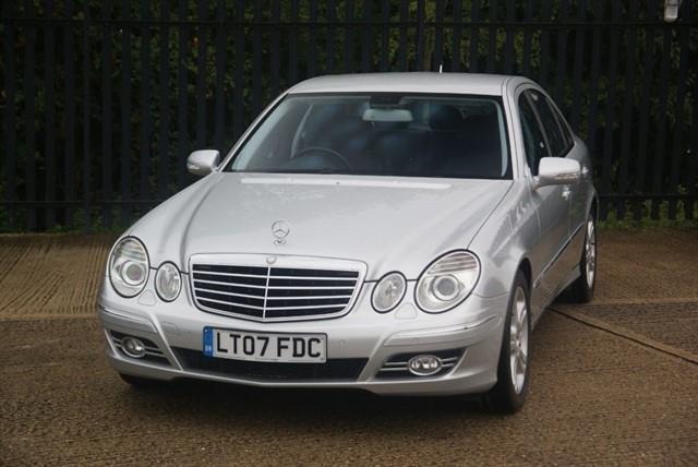 used Mercedes E280 CDI AVANTGARDE in colchester-essex