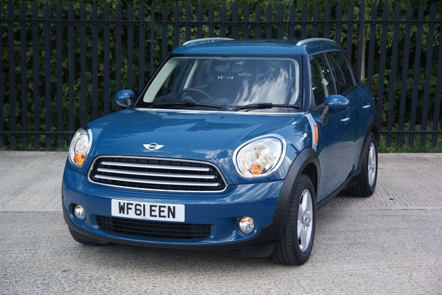 used MINI Countryman COOPER in colchester-essex