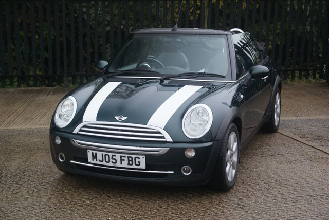 used MINI Convertible ONE in colchester-essex