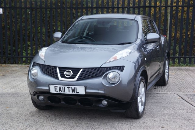 used Nissan Juke ACENTA in colchester-essex
