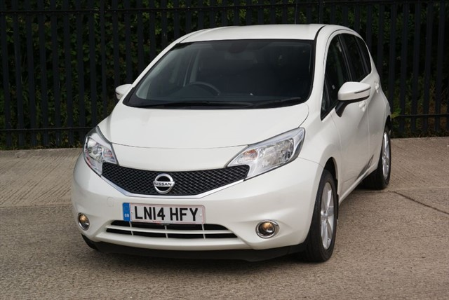 used Nissan Note ACENTA PREMIUM DIG-S in colchester-essex
