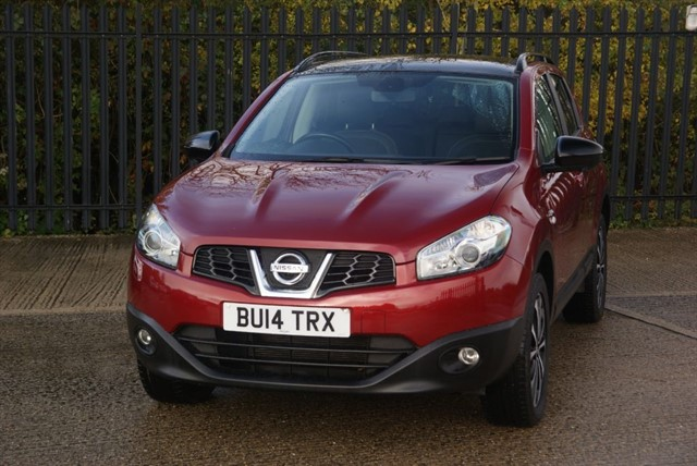 used Nissan Qashqai 360 in colchester-essex