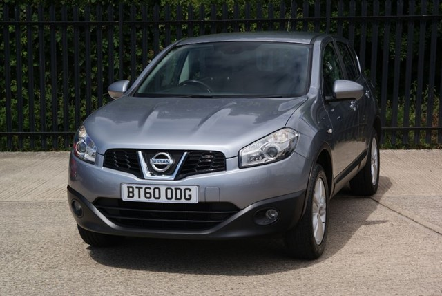 used Nissan Qashqai ACENTA in colchester-essex