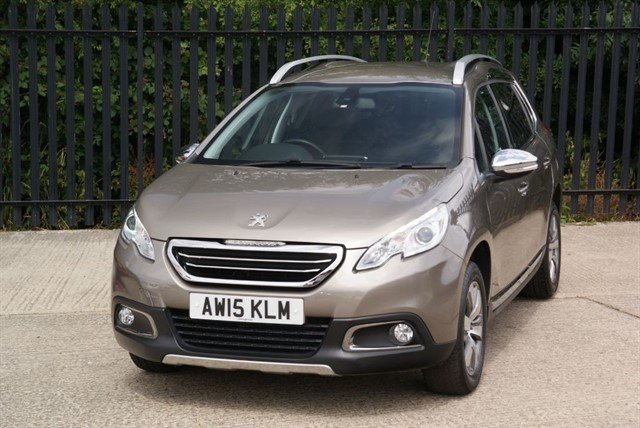 used Peugeot 2008 S/S ALLURE in colchester-essex