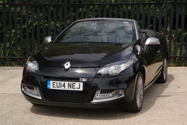 used Renault Megane GT LINE TOMTOM ENERGY DCI S/S in colchester-essex