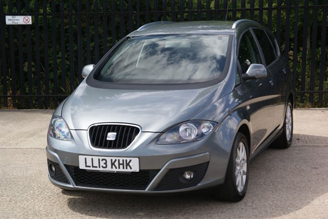 used SEAT Altea XL TDI CR SE COPA DSG in colchester-essex